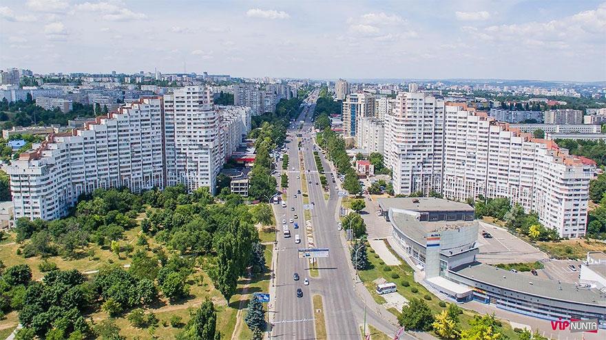 Porțile Orașului Chișinău