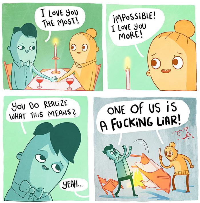 10+ Of The Funniest 'Fun Fact' Comics