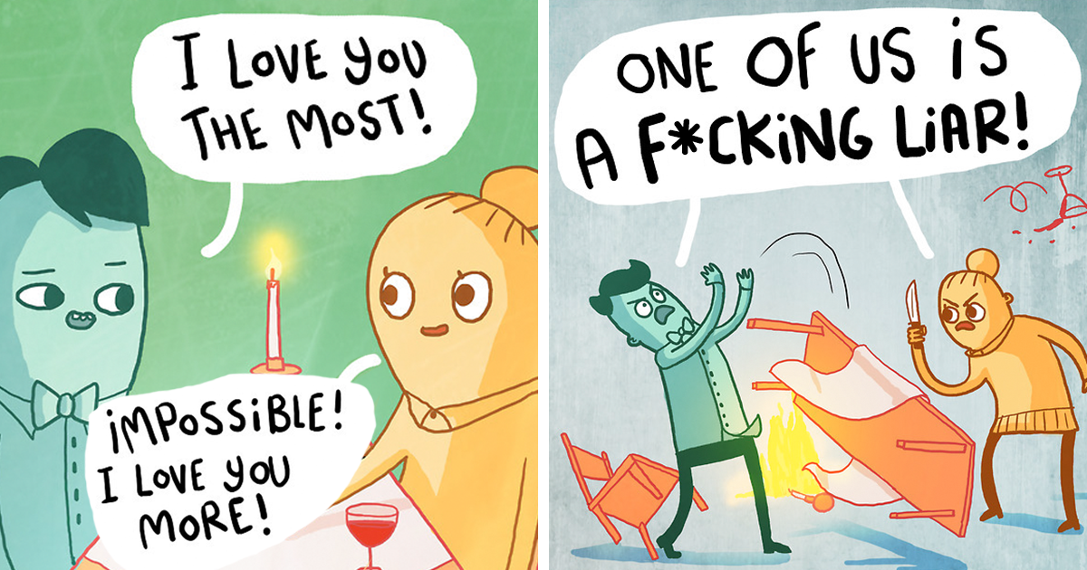 Funny Funny Funny Comics: 10+ Of The Funniest 'Fun Fact' Comics