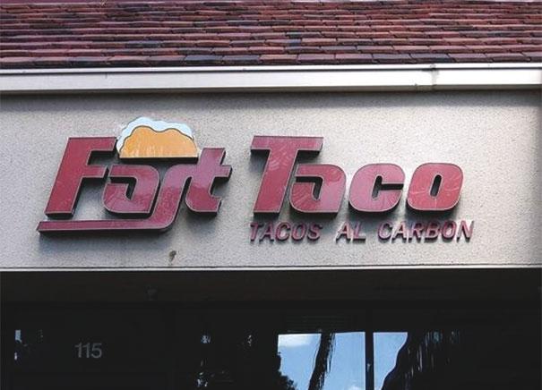 Fart Taco