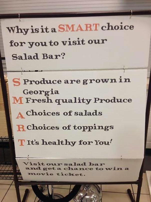 Smart Salad Bar