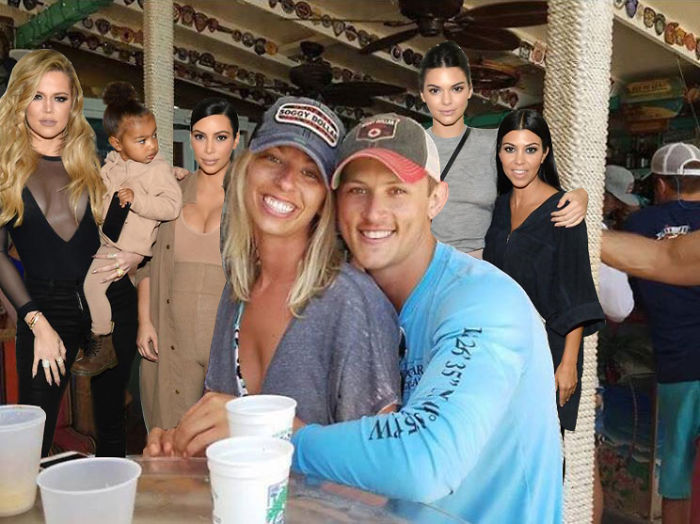 Engagement With The Kardashians