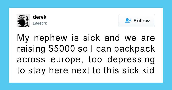 10+ Funny Tweets By Derek