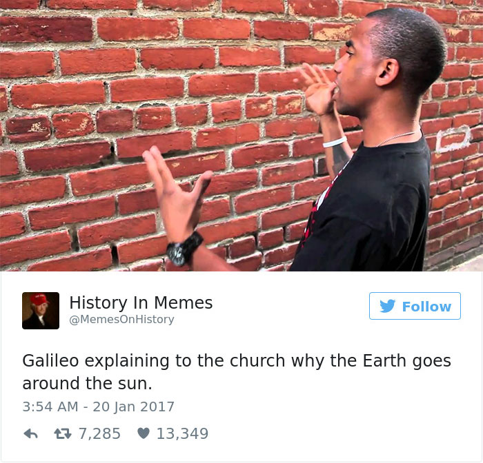 10+ Hilarious History Memes That Should Be Shown In ... History Memes