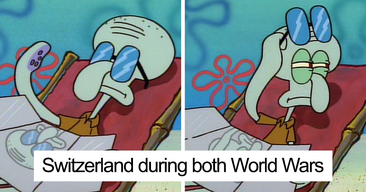 Funny Ww2 Memes: 62 Hilarious History Memes That Should Be Shown In History