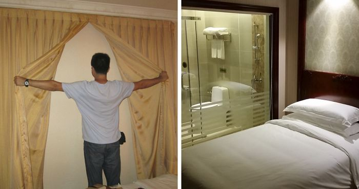 10+ Hotels That Failed So Badly It's Funny | Bored Panda Funny Hotel