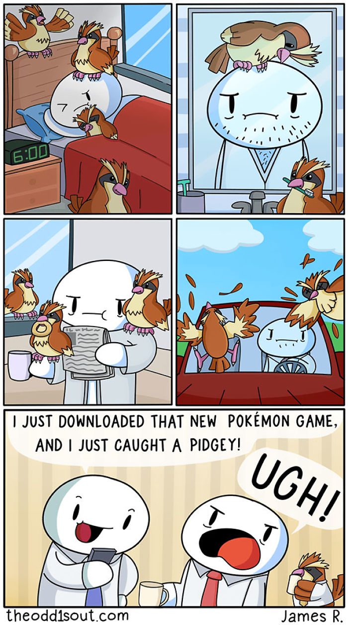 Funny Pokemon Black And White Comics 71+ funny and sometimes dark comicstheodd1sout - success
