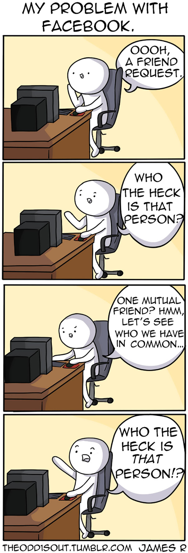 Image of: Humor Funny Comics Bored Panda These 275 Funny Comics By Theodd1sout Have The Most Unexpected