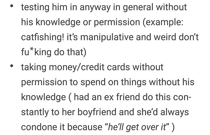 Brutally Honest Post Explains How Girls Are Abusing Their Boyfriends, Check If You're Not Doing It Too