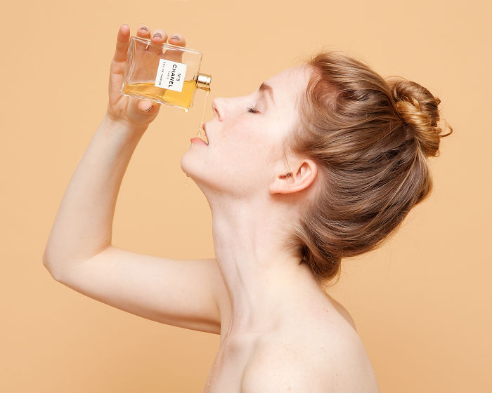 In Delaware It's Illegal To Serve Perfume As Liquor