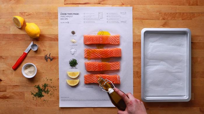 Los geniales posters de recetas de Ikea te ayudan a cocinar sin esfuerzo con este sencillo truco