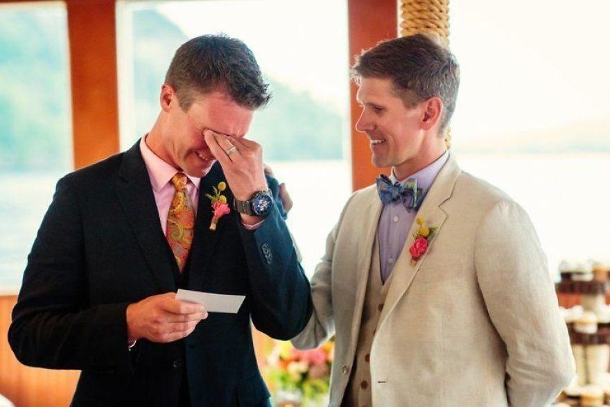 Lgbt Wedding Photo