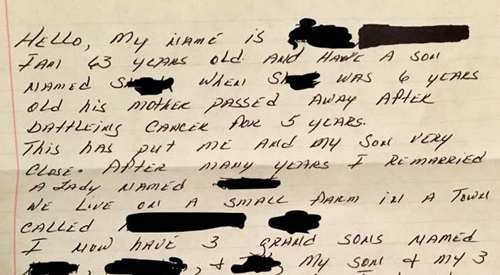 Man Donates Kidney To A Total Stranger, Receives Emotional Letter 3 Months Later