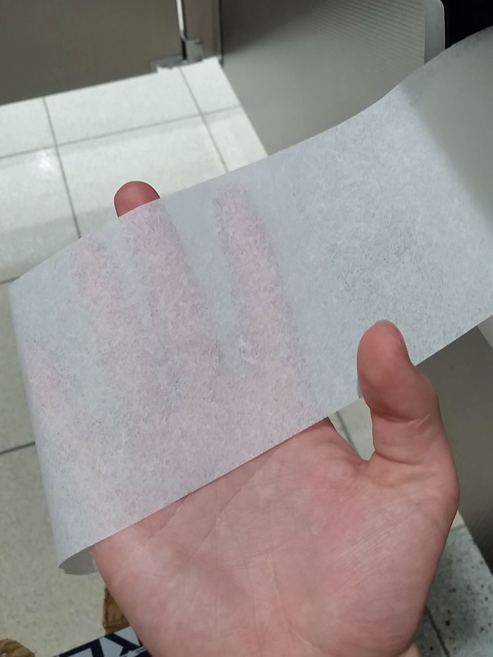 Can Toilet Paper Get Any Thinner!?