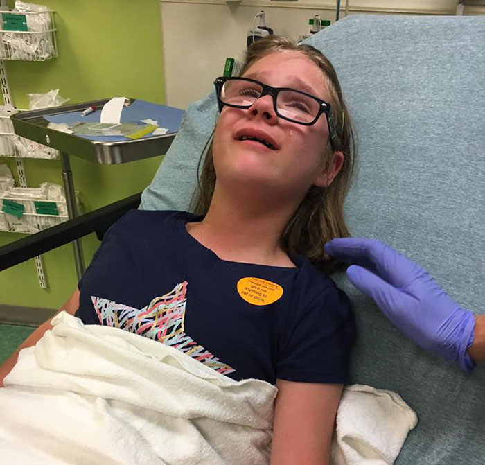Mom Warns Everyone About The Dangers Of Anti-Vaxxing After Her Daughter Ends Up In ER