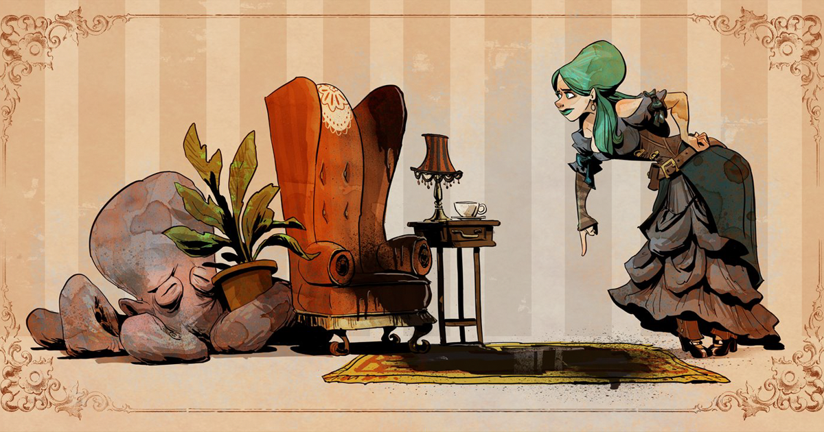 Disney Illustrator Imagines A Life With A Pet Octopus, And It's Just Too Adorable (10+ Pics)