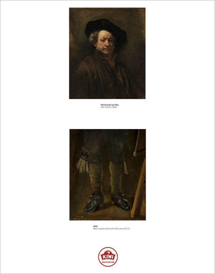Rembrandt Van Rijn, Self Portrait