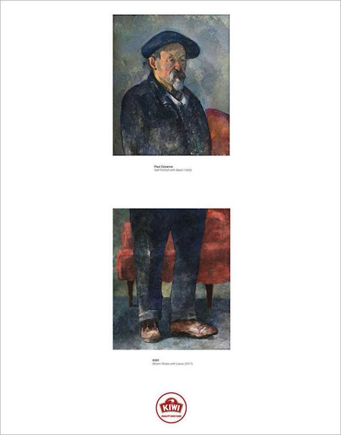 Paul Cézanne, Self Portrait With Beret