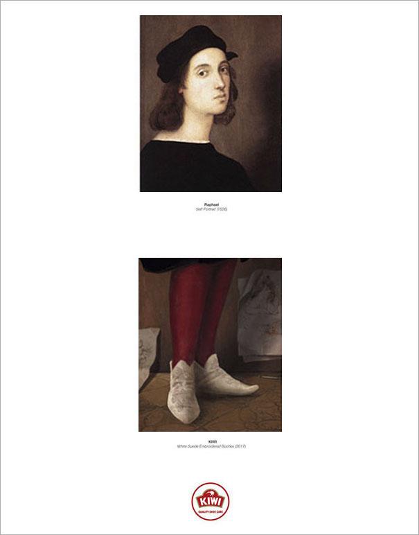 Raphael, Self Portrait