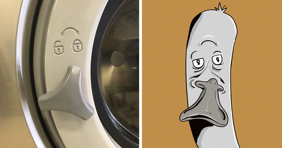 I Have Pareidolia, And I Create Characters Out Of The Faces I See