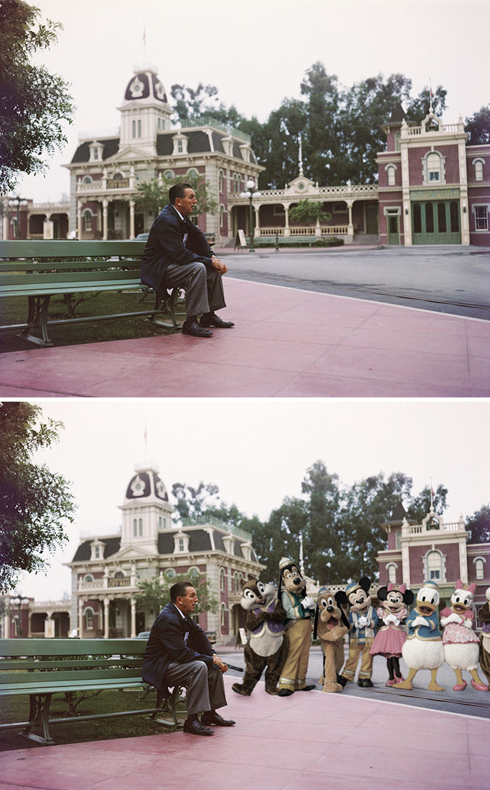 "Walt Disney Himself Was Originally In Charge Of The Monthly ""recasting Sessions"" Where He Decided Who Had Been Underperforming In The Park"