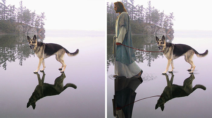 The Winners Of The Greatest Photoshop Battles Ever (10+ Pics)