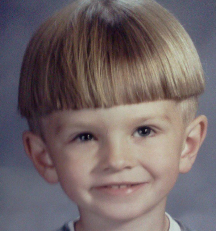 The Greatest Bowl Cut Of All Time