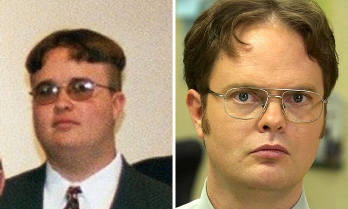 I Was Dwight Schrute When I Was 15