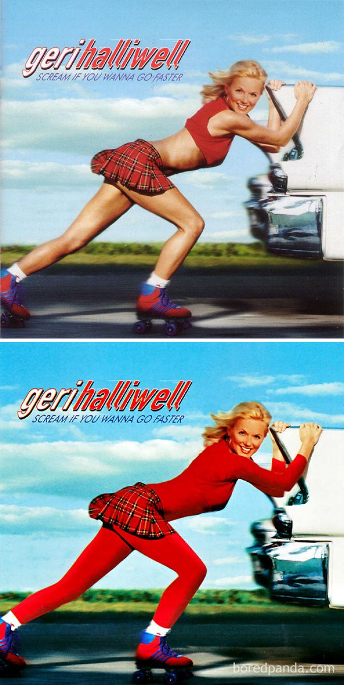 Geri Halliwell - Scream If You Wanna Go Faster