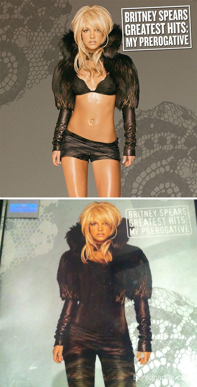 Britney Spears Greatest Hits: My Prerogative