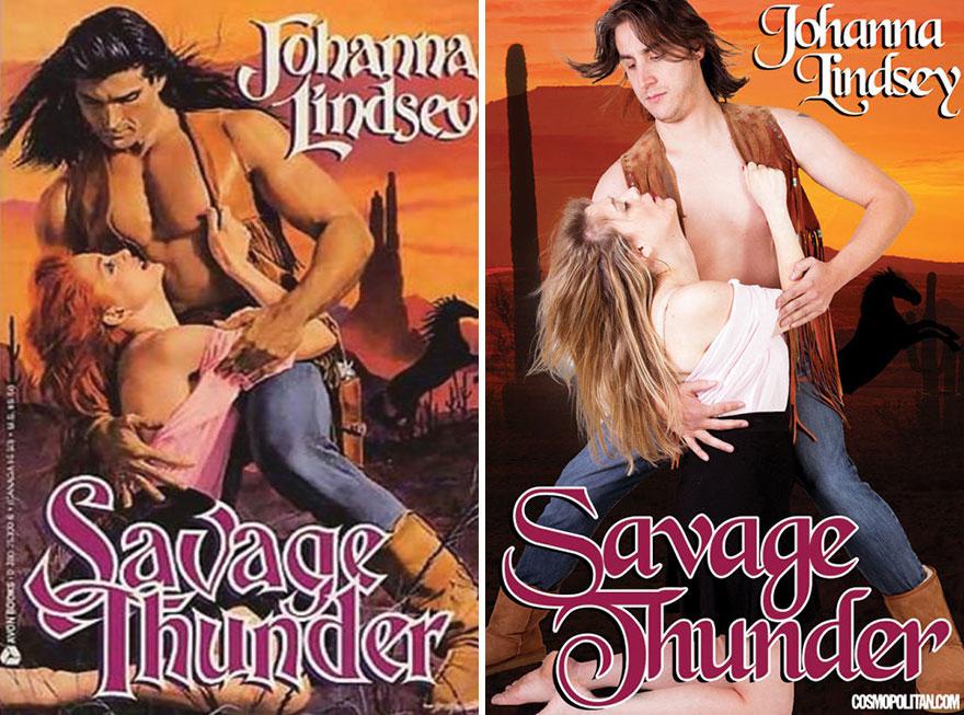 Romance Novel Covers