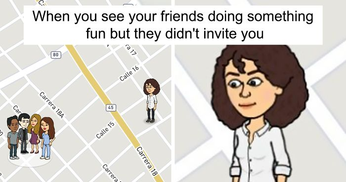 10+ Of The Funniest Reactions To Snapchat's Newest Map Update
