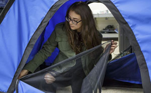 Teen Girls Invent Solar-Powered Tent For Homeless With No Engineering Experience, Win Grant From MIT