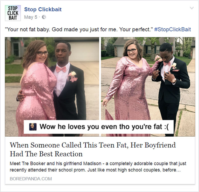 10+ Times 'stop Clickbait' Stopped Clickbait, Number 7 Will Shock You