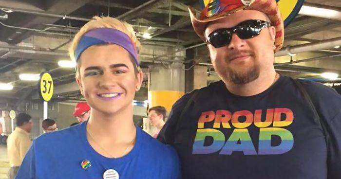 support for gay parents