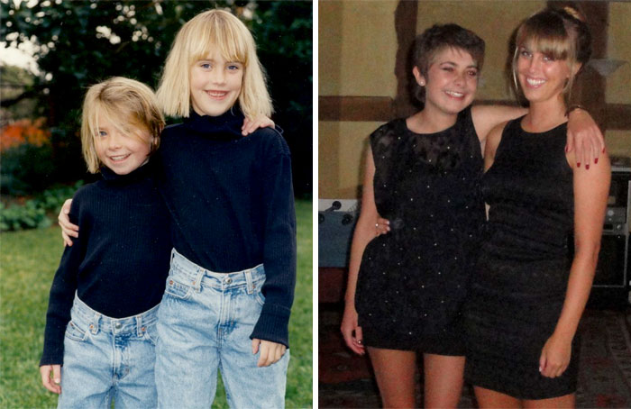 Then And Now: My Best Friend In The Whole World