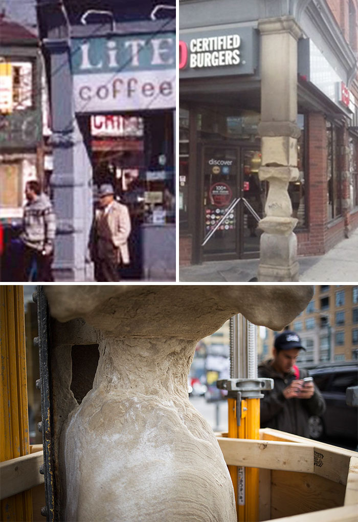 Pillar Of Toronto Has Been Worn To Near Ruin By The Hands Of Time And More Than A Century Of Touchy-Feely Downtowners
