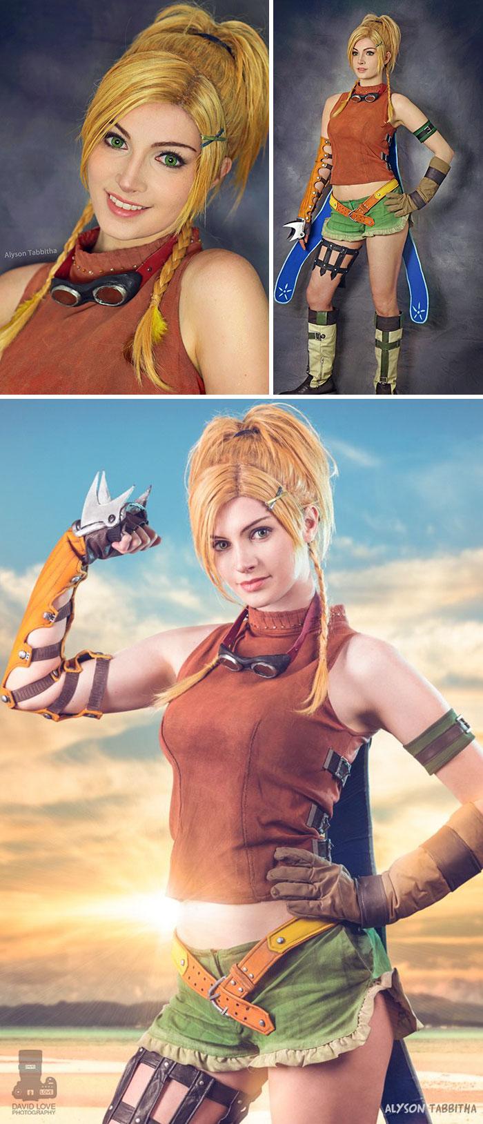 Rikku From Final Fantasy X