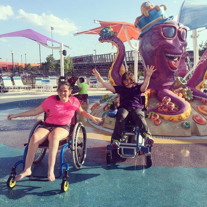 The World's First Water Park For People With Disabilities Has Just Opened, And It's The Best Thing Ever
