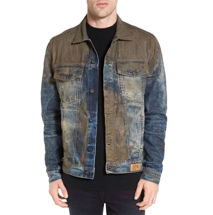 Mud Denim Jacket