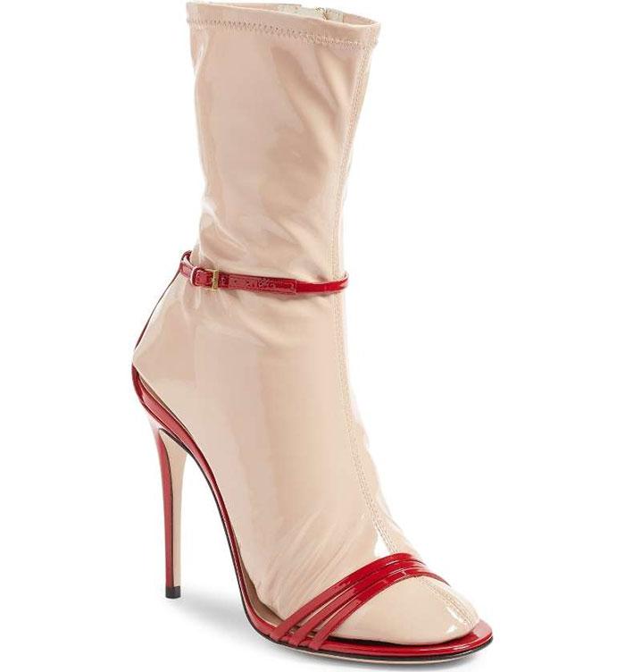 Gucci Sock Sandals