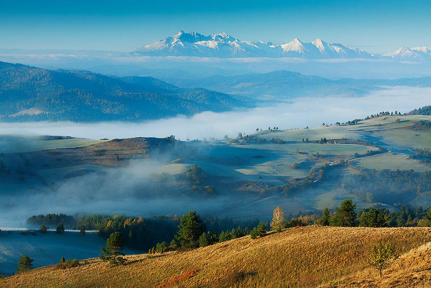 From The Pieniny Mountains To The Tatra Mountains