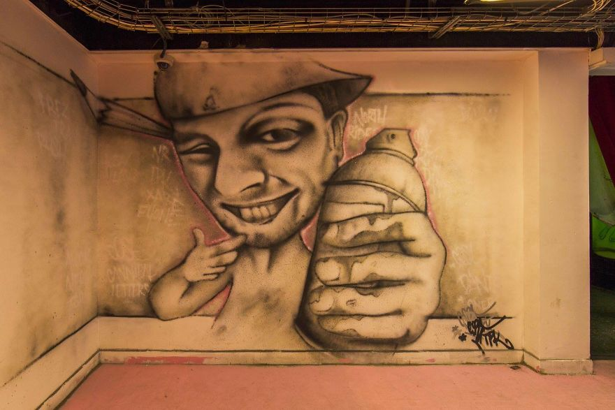 Graffiti Painting
