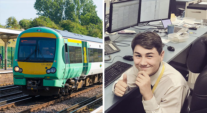 Most Hated Railway Puts 15-Year-Old In Charge Of Their Twitter Account, And Things Escalate Quickly