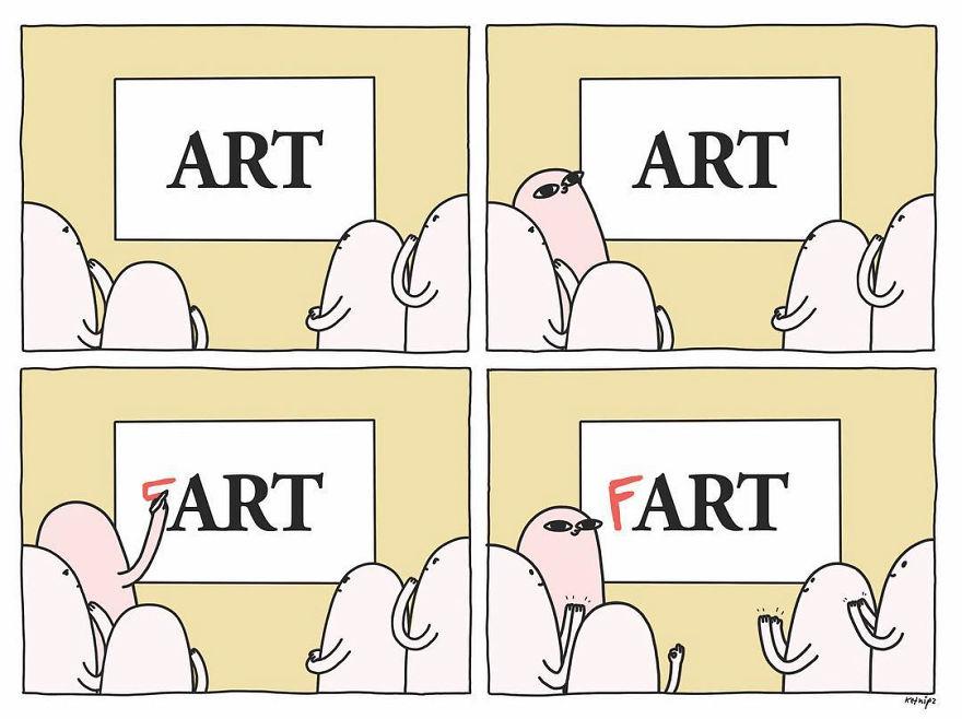 Hilarious Ketnipz Comics Harry Hambley
