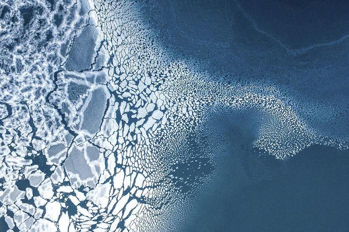 Formación de hielo, Groenlandia (Naturaleza, 3º lugar)