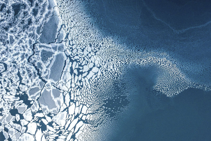 Ice Formation, Greenland (Nature - 3rd Place)