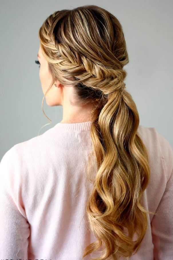 14 Gorgeous Ponytail Hairstyles To Make You Look Beautiful Slimdadi
