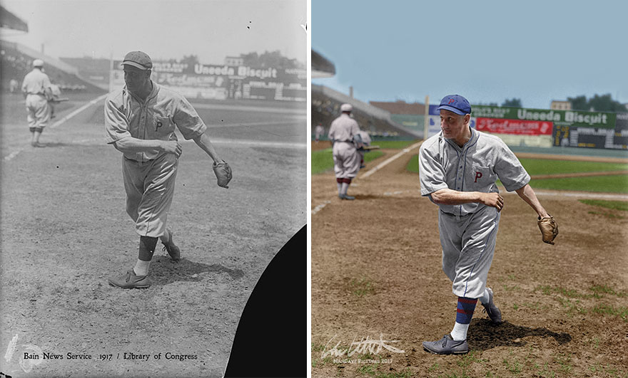 Honus Wagner. Pittsburgh Pirates, 1917