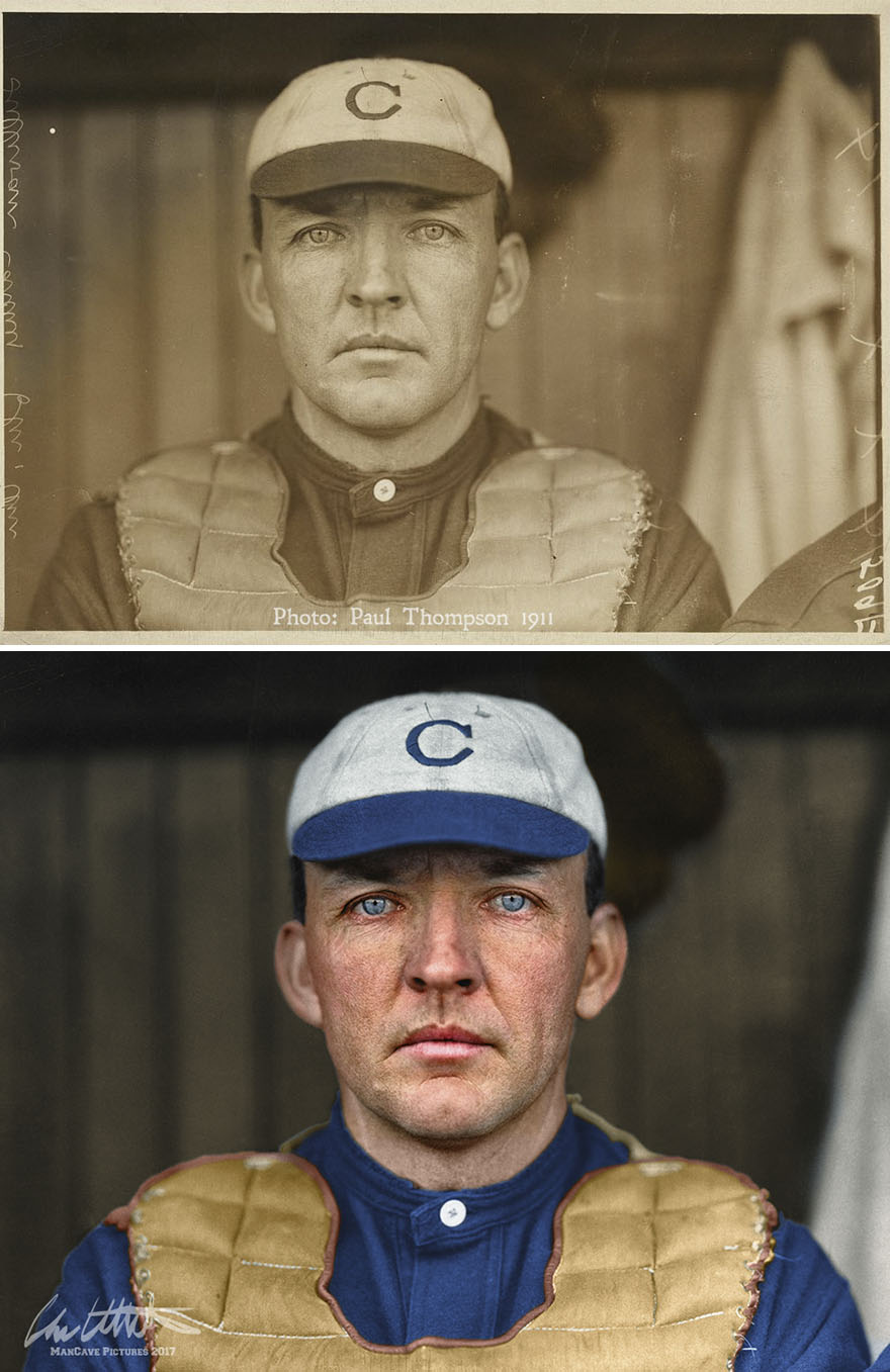 Billy Sullivan. Chicago White Sox, 1911